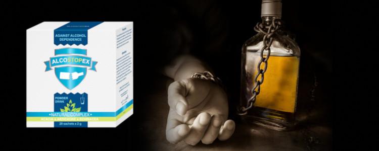 AlcoStopex - des ingrédients naturels et sûrs