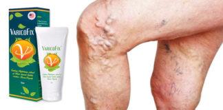 VaricoFix - gel pour les douleurs aux jambes et les varices