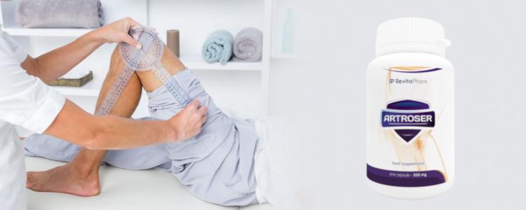 Artroser - des résultats rapides et durables