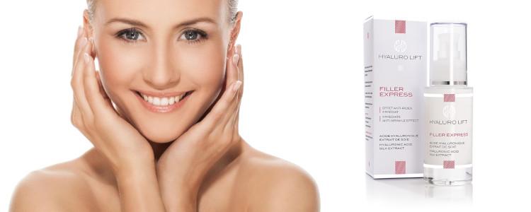 Hyalurolift: ses effets sur votre peau