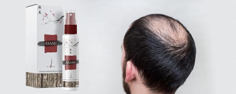 Asami – ingrédients naturels, effet rapide