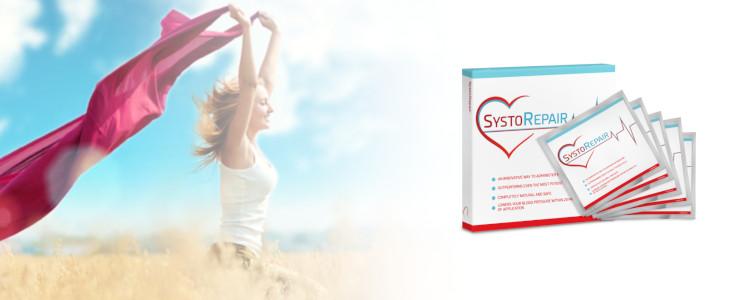 SystoRepair - résultats rapides, action instantanée