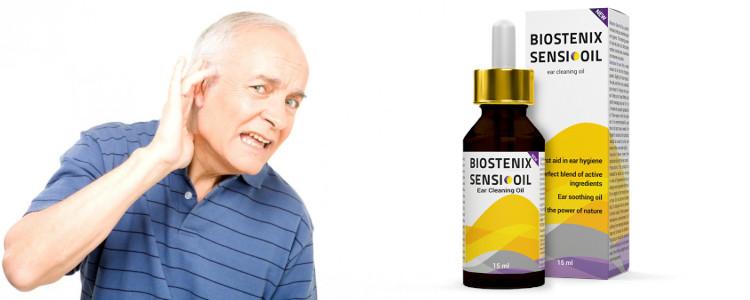 Biostenix Sensi Oil forum - Combattre les problèmes auditifs