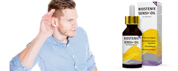 Biostenix Sensi Oil en pharmacie - résultats rapides et durables