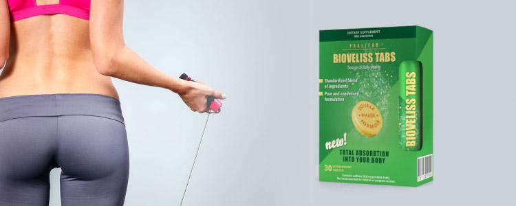 Bioveliss Tabs pas cher - des ingrédients sains et efficaces