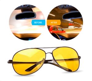 ClearView - lunettes d'aide à la conduite
