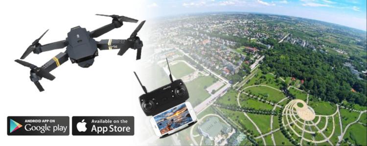 DroneX Pro - comment contrôler ?
