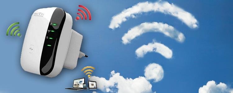 Fast wifi – Internet haut débit dans toute la maison
