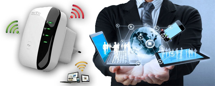 Fast WiFi router - multifonctionnel moderne routeur