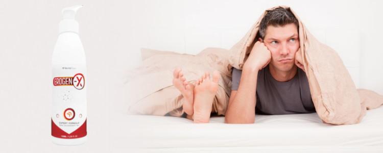 Erogen X effets secondaires d'un supplément alimentaire