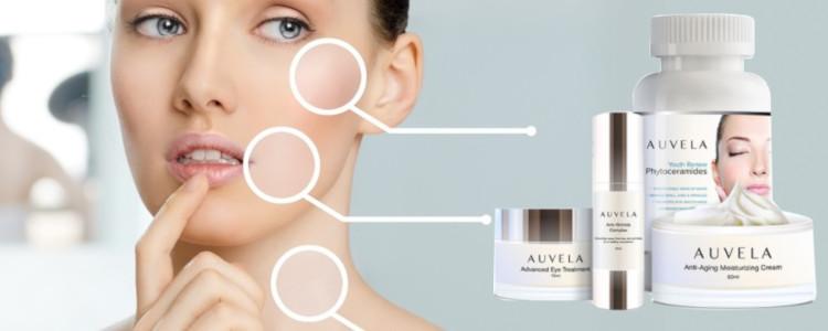 Combien coûte une crème Auvela?Comment commander des Cosmétiques sur le site du Fabricant?