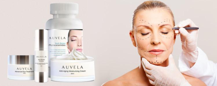 Essayez la crème Auvela, qui a été créée à partir d'ingrédients naturels