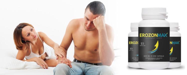 Erozon Max effets secondaires un complément alimentaire naturel