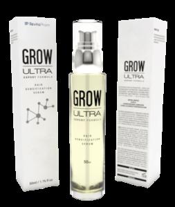 Grow Ultra hair - comment ça marche ? Qu'est-ce que c'est ?