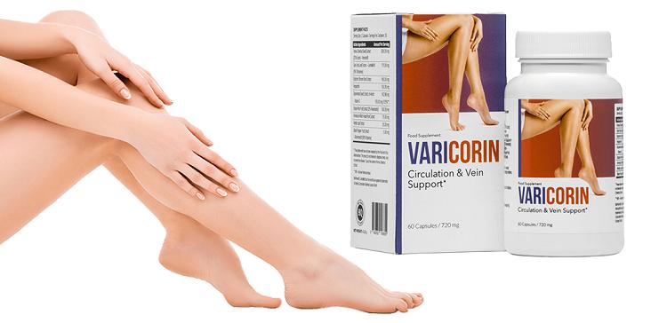 Essayez de régime Varicorin pour efficace de se débarrasser des varices