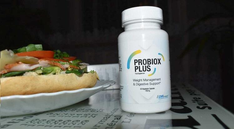 Essayez le produit minceur Probiox Plus, qui ne contient que des ingrédients naturels