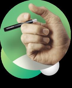 PhenoPen - surmontez le stress avec un super stylo