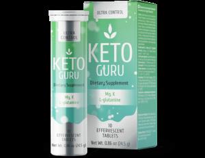 Ce qui est un Keto Guru? Comment fonctionne ce complément alimentaire pour la perte de poids?