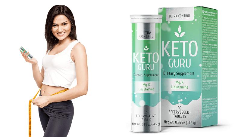 Ou le Keto Guru ne contient-il que des ingrédients naturels?