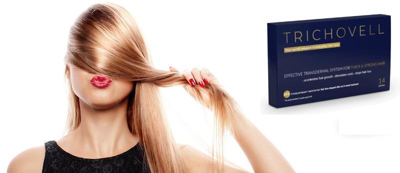 Essayez Trichovell de profiter des cheveux sains et épais!