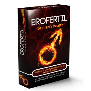 Quésaco Erofertil? Comment fonctionne le complément alimentaire pour améliorer l'érection?