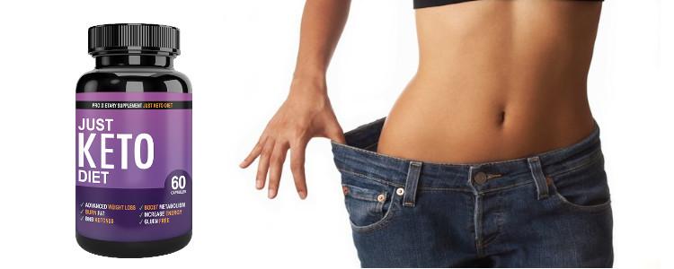 Quels sont les ingrédients contenus dans le supplément minceur Just Keto Diet?