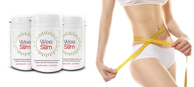 WeeSlim contient uniquement des ingrédients naturels.