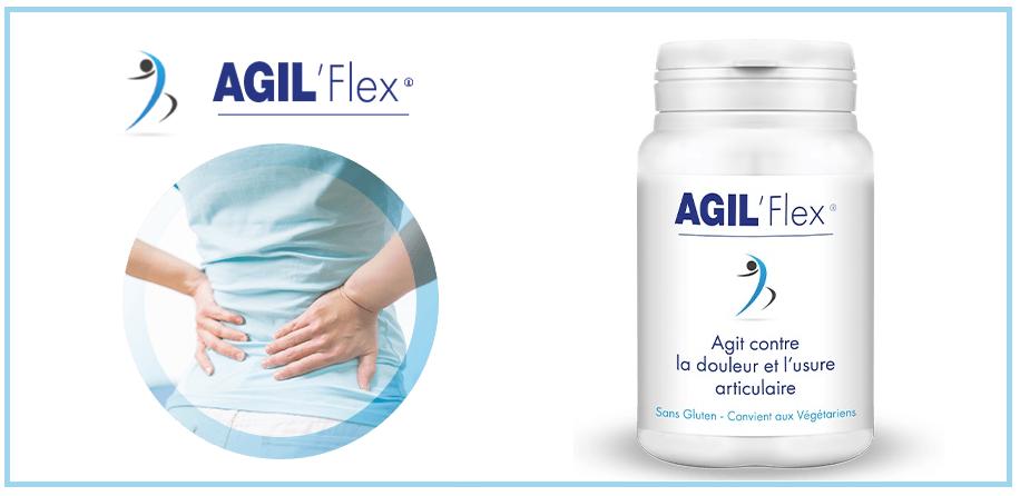 Agil Flex - des ingrédients naturels et sûrs