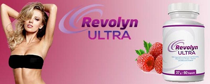 Revolyn Diet Ultra contient uniquement des ingrédients naturels.