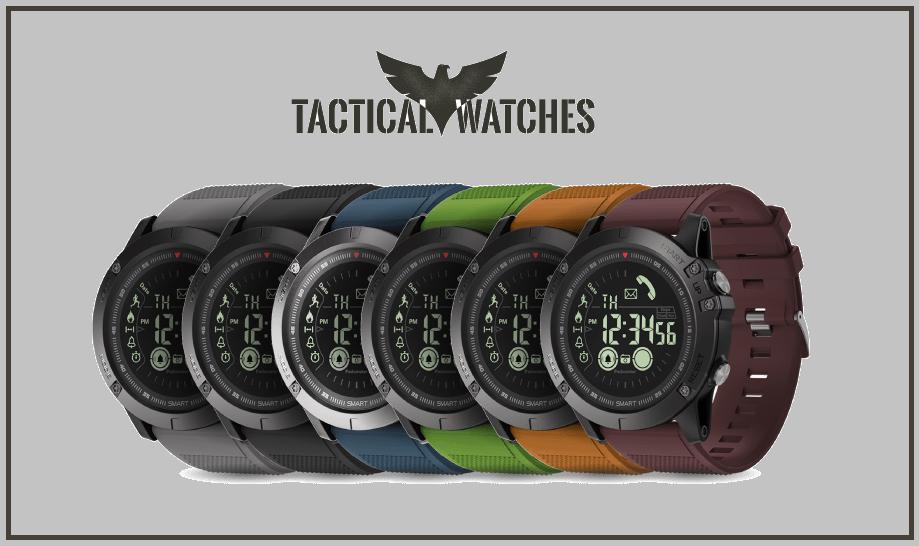 Tactical Watch – avis du forum. Combien coûte, où acheter une montre-bracelet?