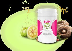 Comment fonctionne le complément alimentaire Slim36 enpharmacie?
