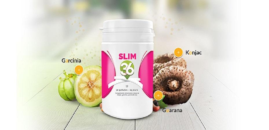 Essayez-le Slim36 prix, qui ne contient que des ingrédients naturels!