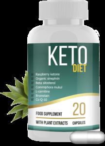 Keto Diet - nettoyer le corps et brûler des calories
