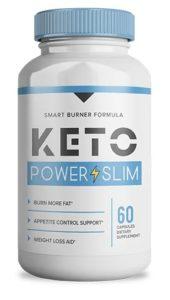 Keto Power Slim - nettoyer le corps et brûler des calories