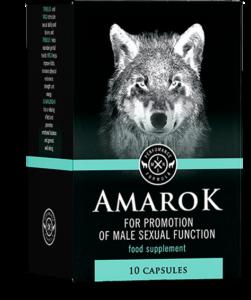 Puissance et libido. Explorez les effets d'un complément alimentaire Amarok