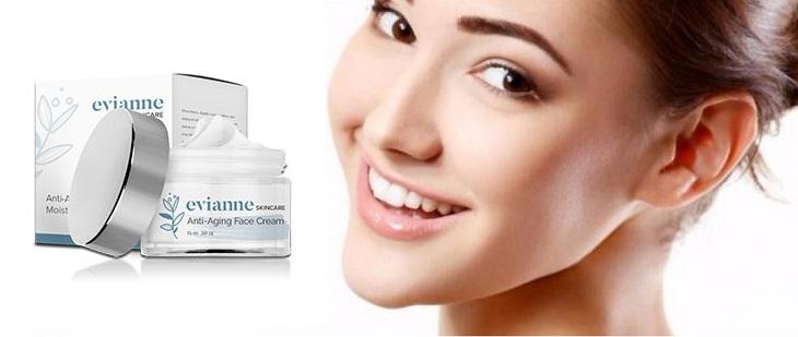 Combien coûte Evianne Skincare? Comment commander?