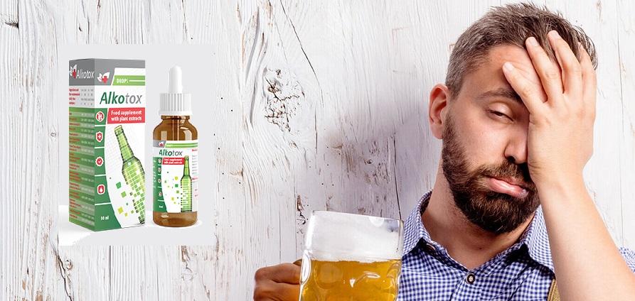 Alkotox - des ingrédients naturels et sûrs
