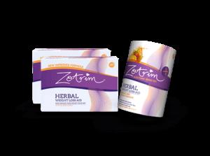Zotrim - nettoyer le corps et brûler des calories