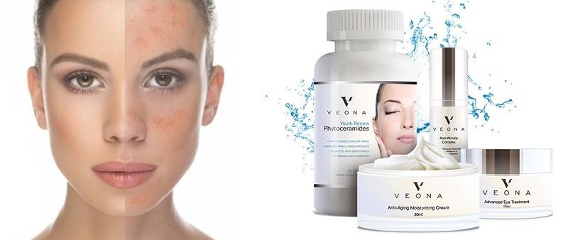 Atteindre une peau jeune avec une crème Veona Beauty
