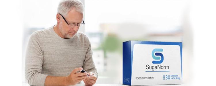 Tous les consommateurs recommandent Suganorm.