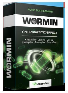 Comment fonctionne Wormin? Ingrédients.