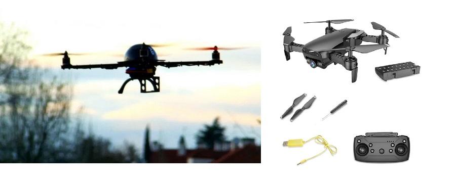 Assurance de la qualité Explore Air Drone, voir par vous-même