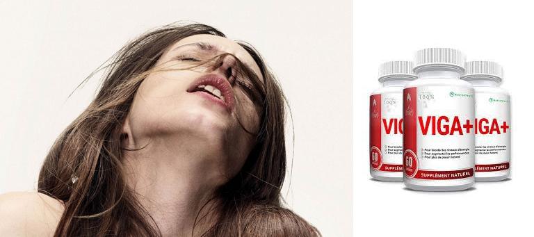 Ce qui est Viga Plus? Quels sont les effets et les effets secondaires?