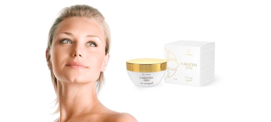 Carattia Cream - des ingrédients naturels et sûrs